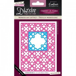 DS-CAD6-MLAT / Moroccan lattice