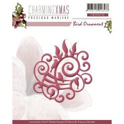 PM10038 / Charming Xmas - Bird Ornament