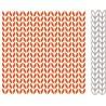 DF3418 / Knitting folder + snijmal
