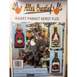 VADPKT007 / Kerst fles