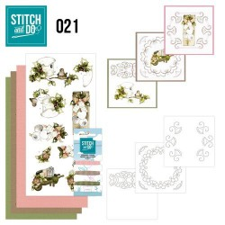 STDO021 / Rustic christmas