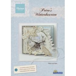 BR1404 / Petra's winterkaarten