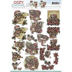 CD10546 / X-mas owls