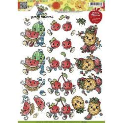 CD10475 / Fruit poppetjes
