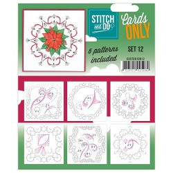 COSTDO10012 / Stitch cards only