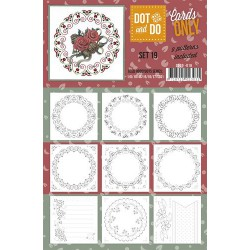 CODO019 / Dot&do cards only set 019