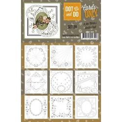 CODO020 / Dot&do cards only setje 020