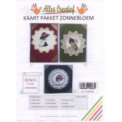 VADPKT009 / Zonnebloem pakket