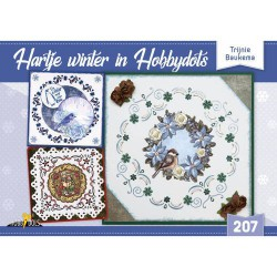 207 / Hartje winter in Hobbydots