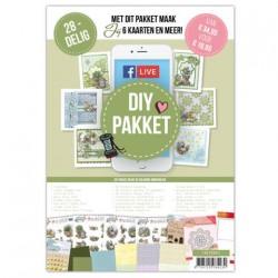 Facebook live DIY pakket