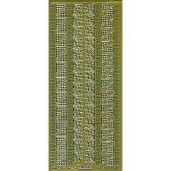 starform 1034 / randen/hoeken