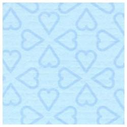 772 fantasia hart blauw