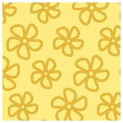 774 fantasia bloem geel