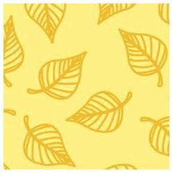 775 fantasia blad geel