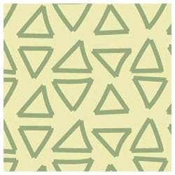 781 fantasia driehoek groen