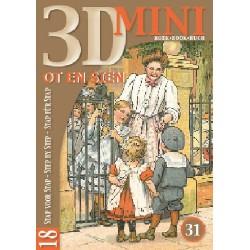 31 / 3-D mini boekje Ot en Sien