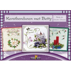 60 / Hobbydols 60 Kerstborduren met Betty