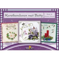 60 / Hobbydols 60 Kerstborduren met Betty