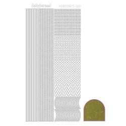 01 / Hobbydots stickervel serie 1