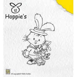 Hop001 / Hoppie little sailor stempel