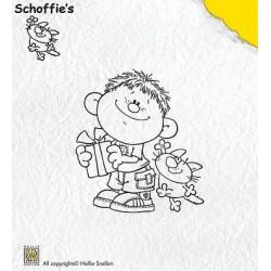 Schof001 / schoffie congratulation stempel