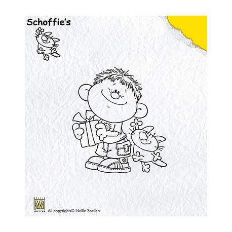 schoff001 / schoffie congratulation stempel
