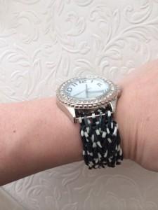 Een armbandje om uw eigen horloge