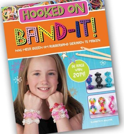 hooked on boek elastiekjes