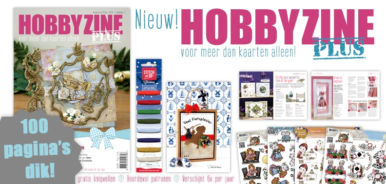 hobbyzine augustus 2014