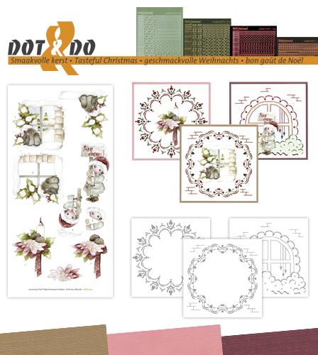 DODO044 smaakvolle kerst