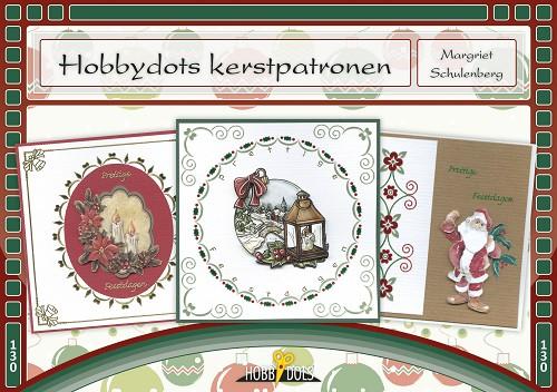 Hobbydols 130 – Hobbydots kerstpatronen