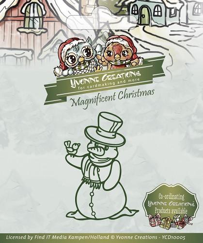 ycd10005 snowman