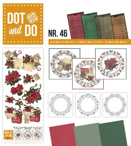 Dot & Do 46 – Bloemen & Brieven