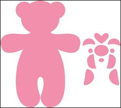 col1376 set bear