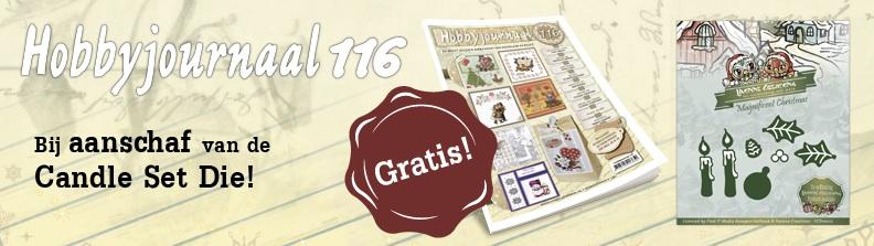 Hobbyjournaal set 116