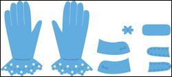 lr0336 Tiny's gloves