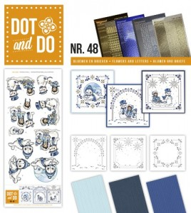 Dot & Do 48 - Playful winter