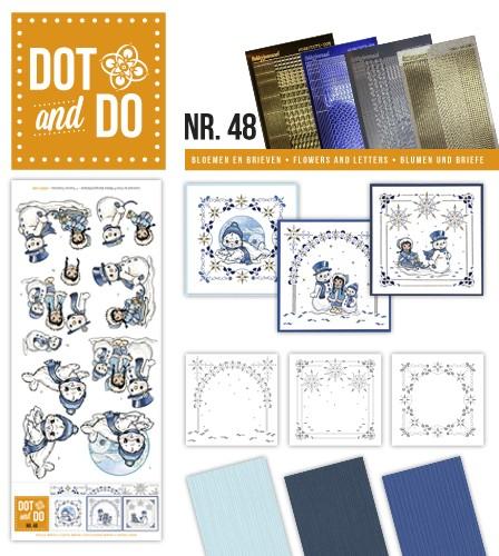 Dot & Do 48 – Playful winter