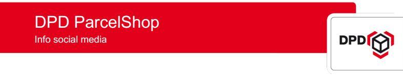 logo DPD parcelshop