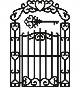 cr1304 Garden Gate