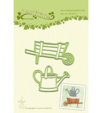 lcr45.0317 Lea'bilitie – Barrow & watering can
