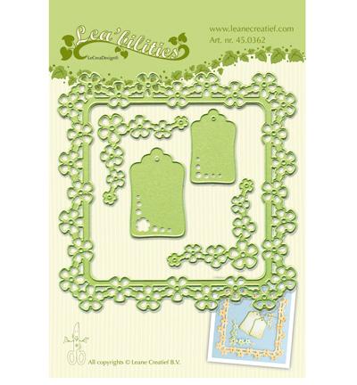 lcr45.0362 Lea'bilitie – Flower frame