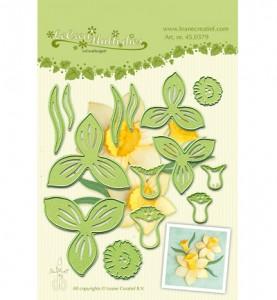 lcr45.0379 Lea'bilitie - Multi die flower 007 narcis