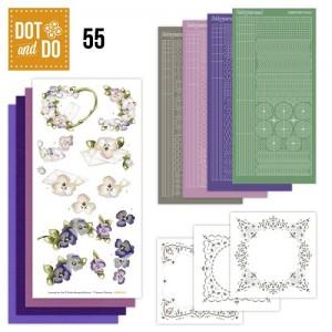 Dot & Do 55 - Viooltjes
