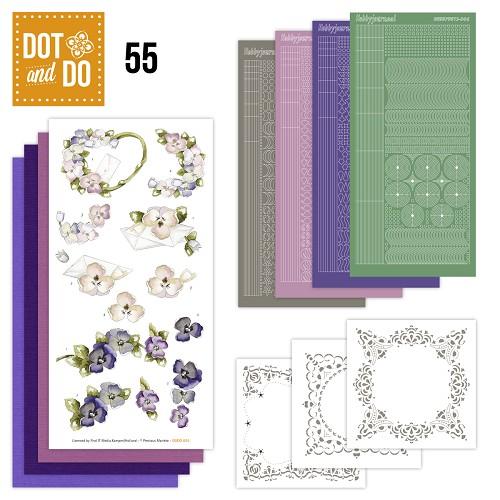 Dot & Do 55 – Viooltjes