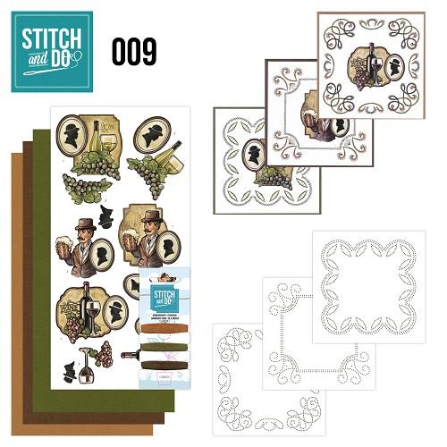 Stitch & Do 9 – Wijn en Bier