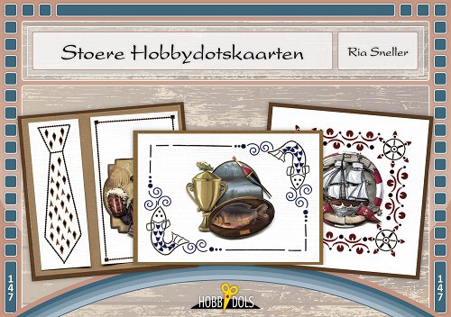 Stoere hobbydots kaarten