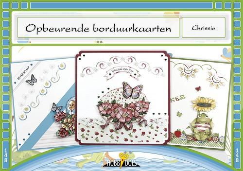 Hobbydols 148 – Opbeurende borduurkaarten
