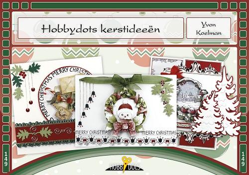 Hobbydols 149 – Hobbydots kerstideeën