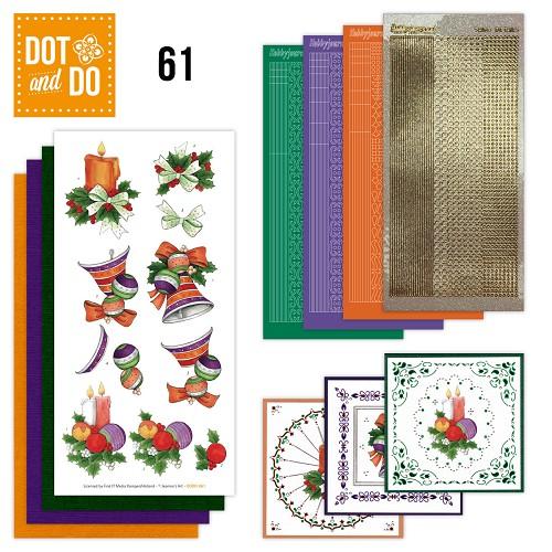 dodo061 kleurrijke kerst
